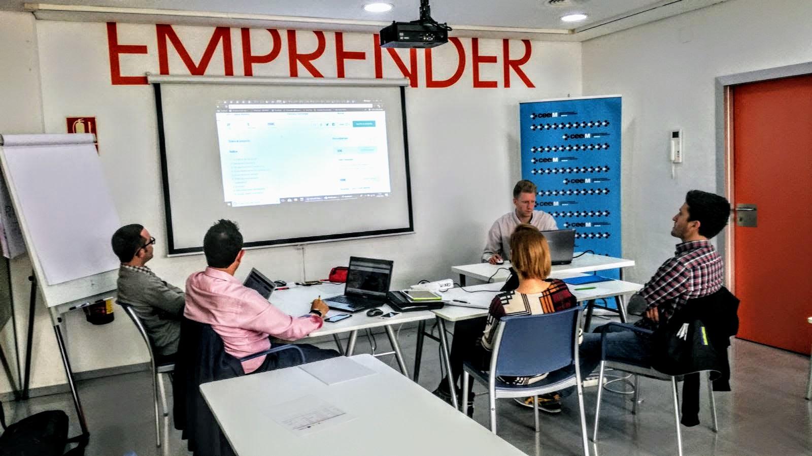 El CEEIM cuenta con N7 para formar en comunicación y marketing online a empresas tecnológicas.