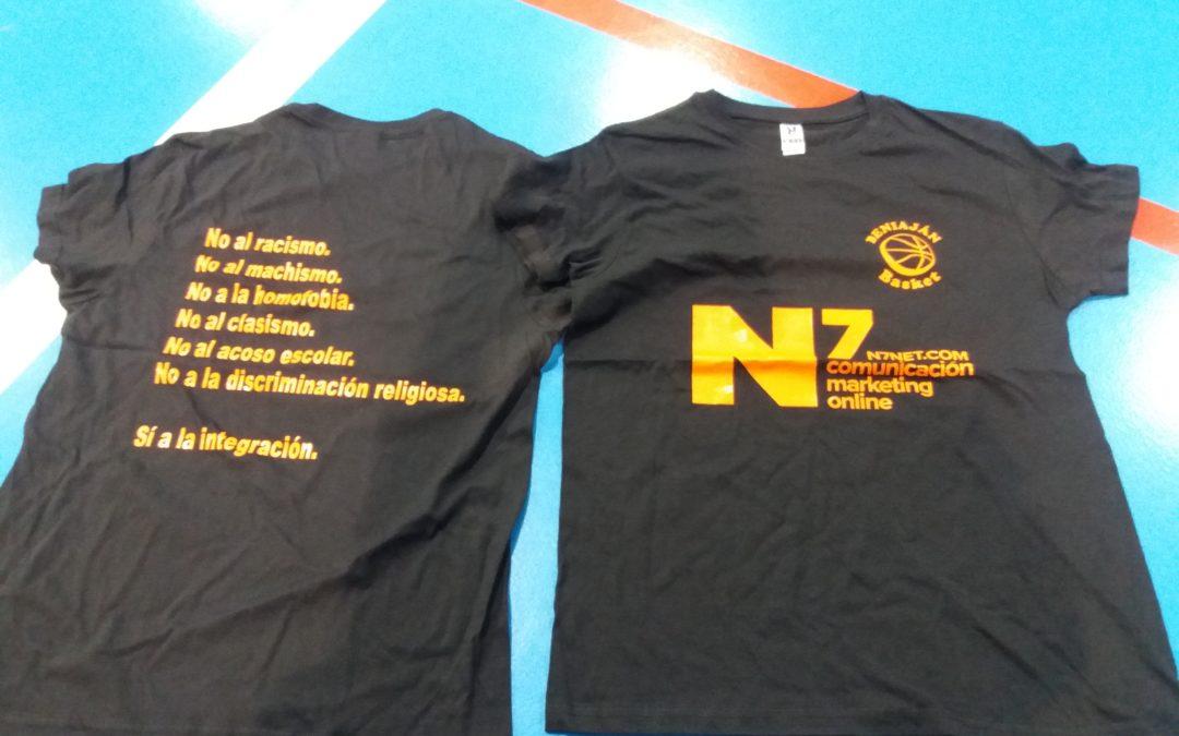 La solidaridad une a N7 y el Beniaján Basket