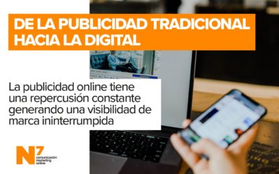 De la publicidad tradicional hacia la digital